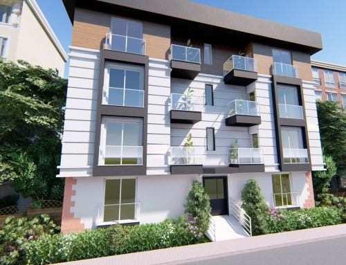 City Apartment Block – UK