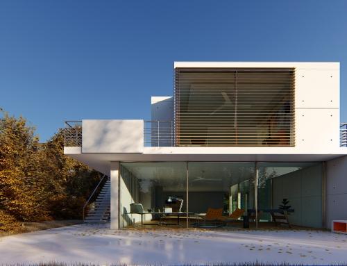 Villa Designed by GGDESIGNS